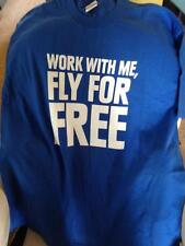 Work With Me Fly For Free Join The Team Apply At Southwest.Com Men Shirt