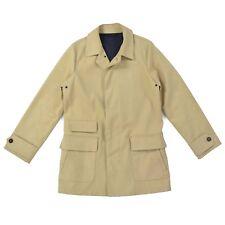 Lacoste señores chaqueta 48 S/m color beige Jacket coat abrigo de transición chaqueta Top