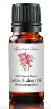 Lotus (Sacred) Essential Oil - 5 mL - 100% Pure and Natural - Free Shipping