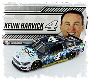 """2020 KEVIN HARVICK #4 HEAD FOR THE MOUNTAINS 1:24 """"504 MADE"""""""