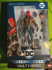 DC Multiverse Red Hood action figure