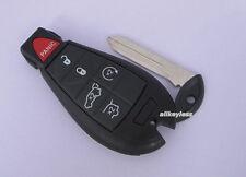 OEM JEEP FOBIK keyless entry remote fob transmitter beeper 68066842 +NEW KEY