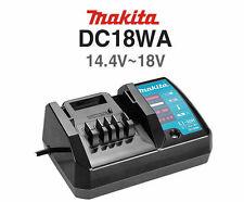 MAKITA DC18WA 14.4V-18V Li-Ion Battery Multi Charger BL1811G BL1413G BL1813G N_o