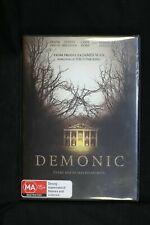 Demonic - (DVD, 2015) - R 4 - (D477)