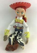 "Disney Pixar Jessie Cowgirl Toy Story Pull String Talking 15"" Doll Thinkway Toys"