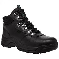 MENS PROPET CLIFF WALKER BOOTS, BLACK, 10M (D), NIB
