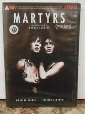 Martyrs (DVD, 2009, Canadian) VERY RARE FRENCH HORROR BRAND NEW