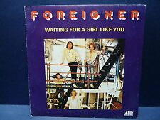 FOREIGNER Waiting for a girl like you 11696