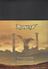 ASSAULTER - salvation like destruction LP