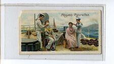 (Ju447-100)Players,Life On Board Man Of War,The Ship's Barbers 1905, 1905#