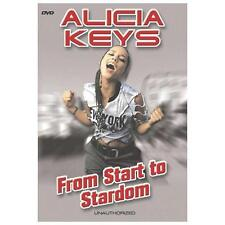 Keys, Alicia-Keys, Alicia - From Start To Stardom: Unauthorized DVD NEW