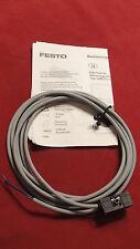 Festo, SMEO-1-LED-24 B, Electric Proximity Switch Sensor, 30459