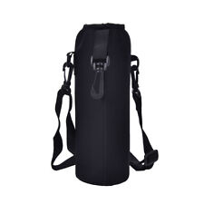 1000ML Water Bottle Carrier Insulated Cover Bag Holder Strap Pouch Outdoor Hot