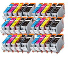 30 New Ink Set w/ smart chip for PGI-5BK CLI-8 MP530 iP4200 iP4300 IP4500 MP500