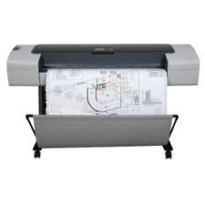 """HP DesignJet T1100 44"""" 1118 mm Q6687A DIN A0 A1 A2 USB RJ-45 *Gebraucht*"""