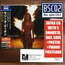 """JAPAN POSTCARD+POSTER+5 BONUSTRACK INCL """"SOUL""""+BLU SPEC CD COURAGE! CELINE DION"""