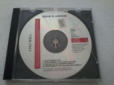 """Sophie B. Hawkins: """"Right Beside You"""" (CD - Maxi)"""