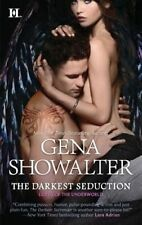 NEW The Darkest Seduction (Lords of the Underworld) by Gena Showalter
