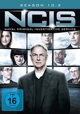 NAVY CIS - SEASON 10.2  MB  3 DVD NEU COTE DE PABLO/MARK HARMON/SEAN MURRAY/+