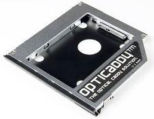 Opticaddy SATA-3 HDD/SSD Caddy+bezel for Dell Latitude E6540