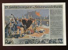 AK Salzburger Stierwascher, Salzburg    6/8/14