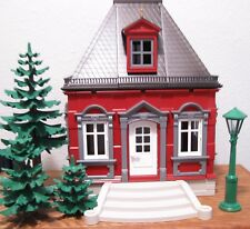 CUSTOMIZED PLAYMOBIL 5955 VICTORIAN PIANO RM COTTAGE 5300 MANSION-ONE OF A KIND!