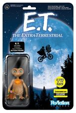 E.T. Glow in the dark Funko Reaction  8 cm Esclusiva Entertainment Earth