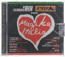 MAGIKA ITALIA WINTER 2004 TIZIANO FERRO EIFFEL 65 GABRY PONTE  CD F.C. SIGILLATO