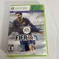FIFA 14 Microsoft Xbox 360 Free Fast Shipping  Video Game Good Condition