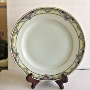 """THOMAS Bavaria china THE ADMIRAL pattern 9 """"  luncheon plate"""