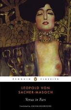 Venus In Furs (Penguin Classics) por Leopold von Sacher-Masoch LIBRO DE BOLSILLO