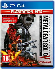 Metal Gear Solid V (5): la experiencia definitiva-PS hits PS4-Nuevo y Sellado
