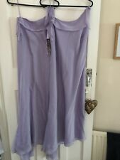 Debenhams Debut Lilac bridesmaid dresses size 10 x 2