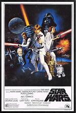 1970s Star Wars classic movie poster fridge magnet - New!