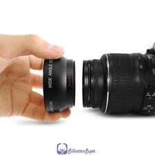 0.45mm x 52mm Wide Angle Macro Camera Lens for Nikon Sony Pentax Canon Nikon