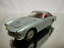 POLITOYS M 504 FERRARI 250 GT BERLINETTA - SILVER 1:43 - GOOD CONDITION