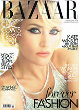 November Women's Harper's Bazaar Magazines