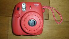 Fujifilm Instax Mini 8 Raspberry Instant Film Camera