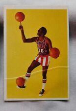 1971 Fleer Harlem Globetrotters Meadowlark Lemon #15 Basketball Card