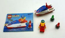 6517 LEGO Classic Town Water Jet Jetski 100% complete with instructions