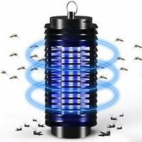 Electric Fly Bug Zapper Mosquito Insect Killer Trap Pest Control Lamp LED Light