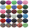 500 Pcs/32g 4mm Czech Glass Seed Spacer Beads Jewelry Making DIY Finding Crafts