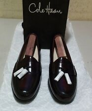 New Cole-Haan Pinch Tassel 10 C burgundy (695)