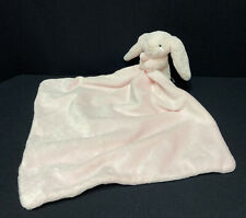 New listing Jellycat Bashful Bunny Security Blanket Soother Lovey Pink