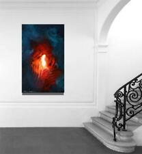 Large Original Contemporary Modern Fine Art Oil Painting Tara Baden Signed