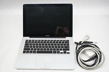 "Apple Macbook A1278 13"" Aluminum Laptop Duo Core 2 GHz 2GB 512GB Late 2008"