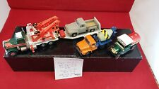 23. Diecast Car Lot of 4 cars/trucks-see description for cars in lot
