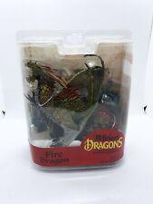 McFarlane Dragons Series 7 FIRE DRAGON The Fall of the Dragon Kingdom Figure A26