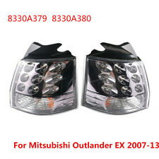 Pair For Mitsubishi Outlander EX 2007-2013 Rear Brake Light Tail Lamp LH+RH Side