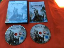 ASSASSIN'S CREED III 3 PC DVD-ROM PAL COMPLET